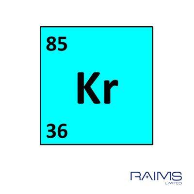 Krypton 85 Kr85