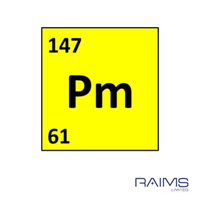 Promethium 147 pm-147